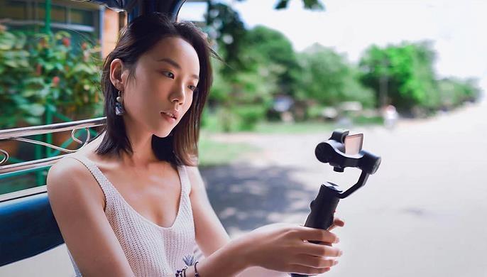 Obr. Mi Action Camera Holding Platform - hladký a stabilní obraz 1023507a