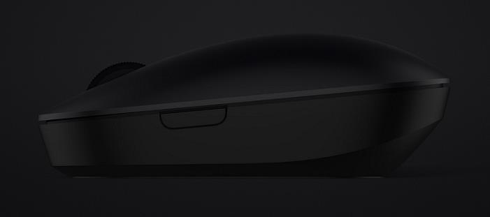 Obr. Mi Wireless Mouse - ergonomický design, pohodlné uchopení 1023514a