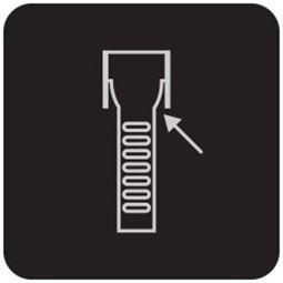 Obr. Nůž na bezpečnostní pásy 1169939c