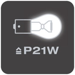 Obr. Odpovídá P21W 1170008c