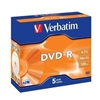 VERBATIM DVD-R (5-pack)Jewel/  16x/  4.7GB
