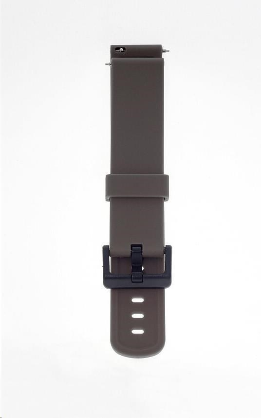 Obr. Replacement Bracelet for Xiaomi Amazfit Bip Brown 1222281a