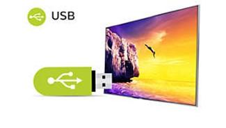 Obr. USB pro přehrávání multimédií. 1234084a