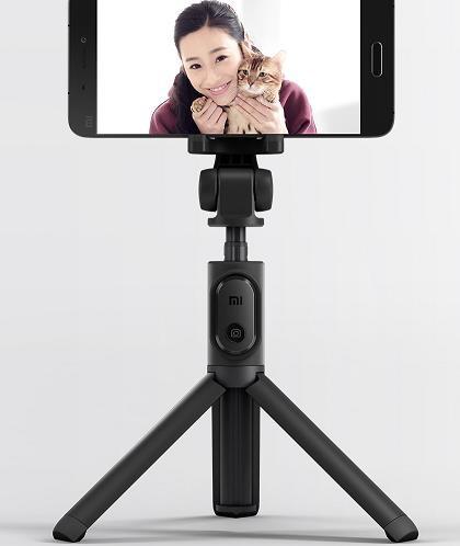 Obr. Xiaomi Mi Bluetooth Selfie Stick - Selfie tyč a tripod v jednom  1242057a