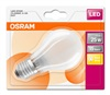 OSRAM LED STAR CL A GL Fros. 2, 5W 827 E27 250lm 2 ...
