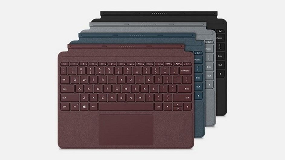 Obr. Microsoft Surface Go Signature Type Cover 1379065a