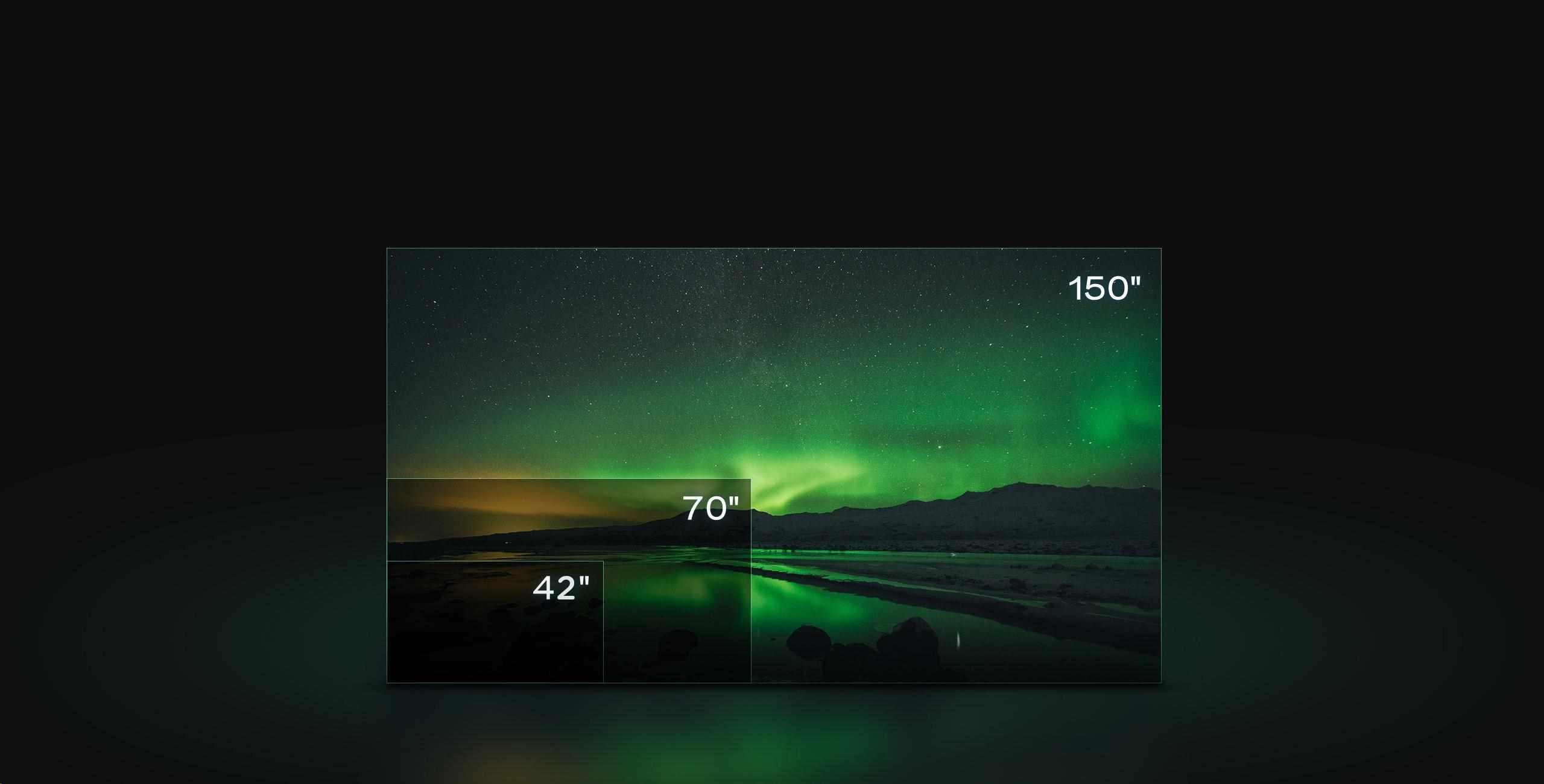 Obr. Xiaomi Mi Laser Projektor 1404492a