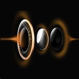 Obr. Vyvážený zvuk pro vyrovnané zvukové stopy 1461040a