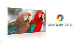 Obr. Technologie mimořádně širokého spektra barev, široké spektrum barev pro dosažení živého obrazu 1469009b