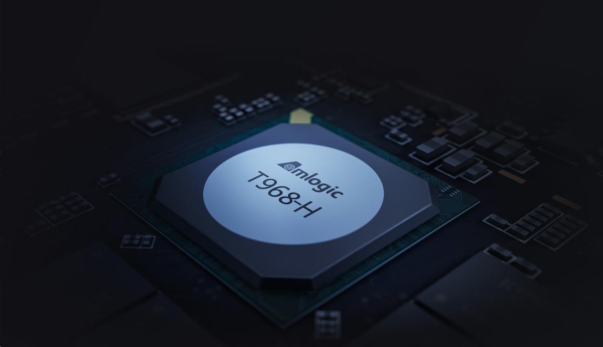 Obr.Špičkový televizní čip se silným výkonem 1497465j