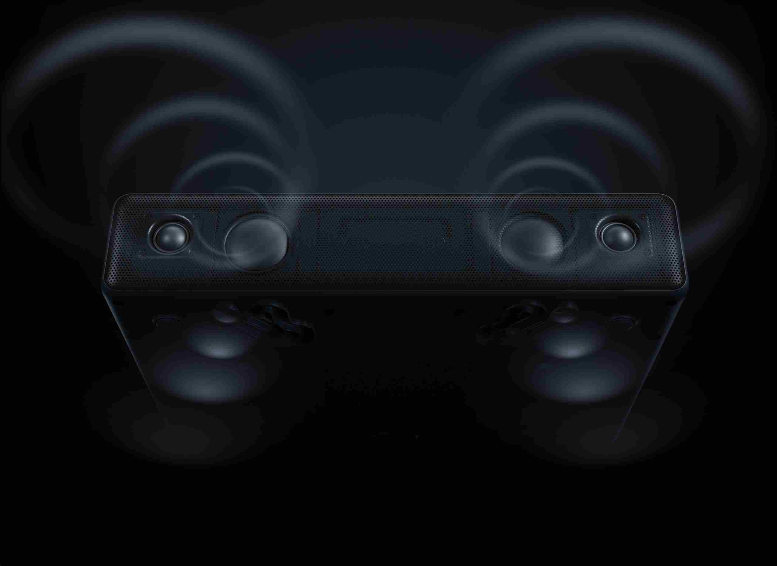 Obr. Vestavěný stereofonní reproduktor 1526448c
