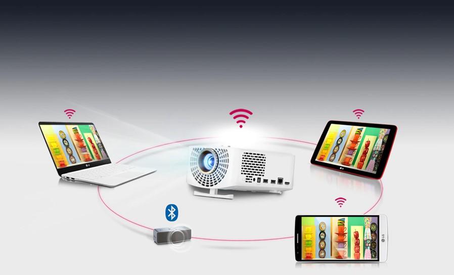 Obr. Bezdrátové sdílení obrazovek mobilních zařízení 1530365e