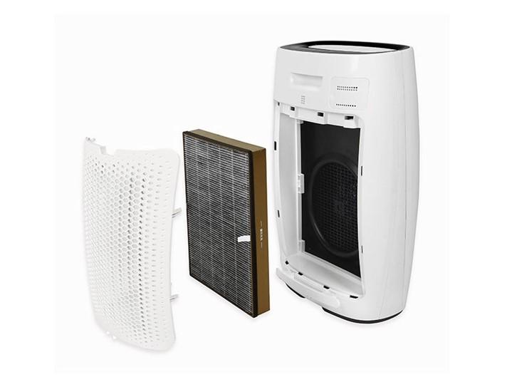 Obr. Toshiba CAF-X50XPL má indikátor životnosti filtru 1541611g