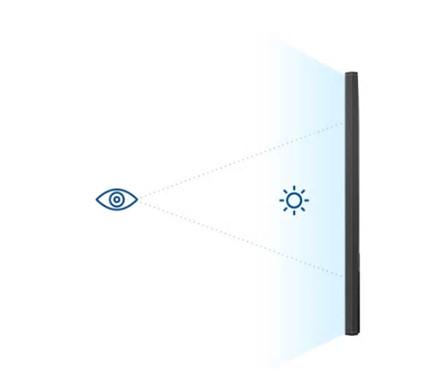 Obr. Režim AOC Low Blue Light 1550363d