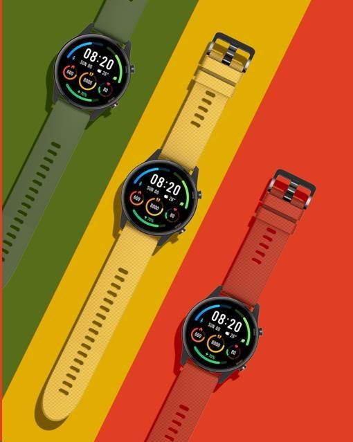 Obr. Mi Watch Strap (3-pack) 1573347a