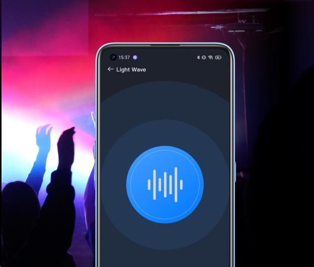 Obr. Tancujte s režimem Music Light Wave 1580944b