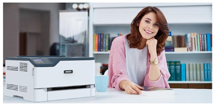 Obr. Seznamte se s barevnou tiskárnou Xerox® C230 1583947a