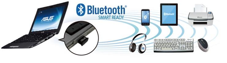 Obr. Užívejte si výhod rozhraní Bluetooth 4.0 a připojte se k více zařízením současně 436600b