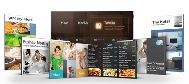 Obr. Snadná správa digitálních médií pomocí zjednodušeného uživatelského rozhraní Home 535409d