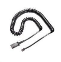 PLANTRONICS kabel U10P-S pro připojení sluchátek typu H k většině produktů Cisco