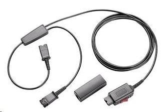 PLANTRONICS náhradní ušní polštářek pro headset EncorePro HW540 / HW530