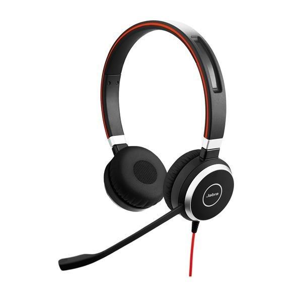 Jabra Evolve 40 UC, NC, stereo, MS