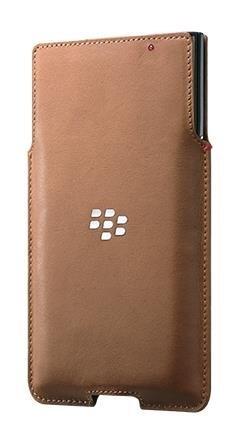 Obr. BlackBerry pouzdro kožené pro BlackBerry Priv, světle hnědá 564913a