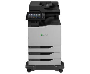 Obr. Plně vybavená tiskárna A4 s parametry barevných zařízení formátu A3 600070a