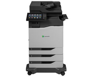 Obr. Plně vybavená tiskárna A4 s parametry barevných zařízení formátu A3 600071a