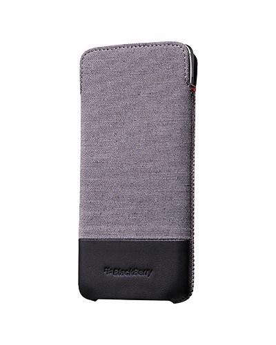 Obr. BlackBerry pouzdro typu kapsa SMART pro BlackBerry DTEK60, šedá/černá 622756a