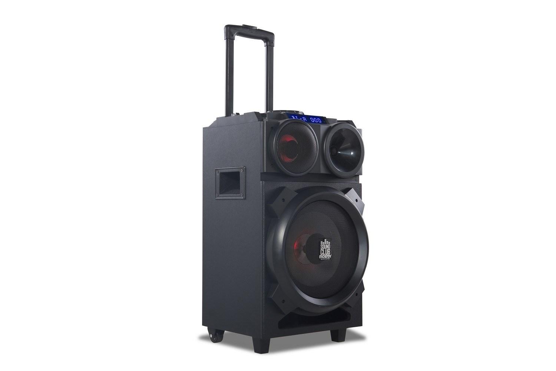 Obr. SOUND CLUB MASTER - jednodílný profesionální hudební systém  655885a