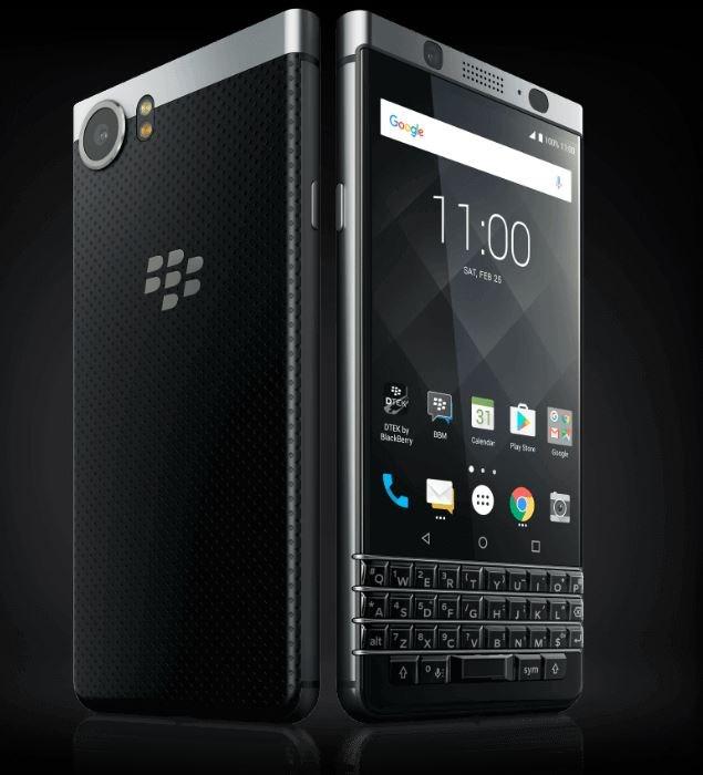 Obr. BlackBerry KEYOne - zřetelně odlišný 657381a
