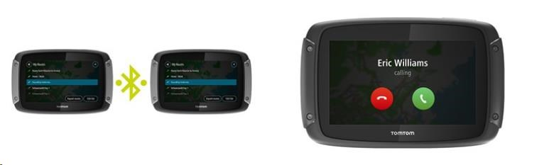 Obr. Sdílení souborů přes Bluetooth® a volání Handsfree 677841d