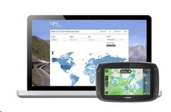 Obr. Bezplatné plánování tras s aplikací Tyre Pro® 677841h