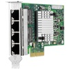 HP NC365T 4-port Ethernet Server Adapter LOW profi ...