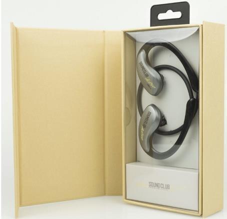 Obr. Bezdrátové sluchátka s vysokou odolností vůči vnějším podmínkám 733806a