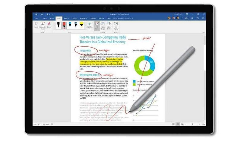 Obr. Microsoft Surface Pen 832196a