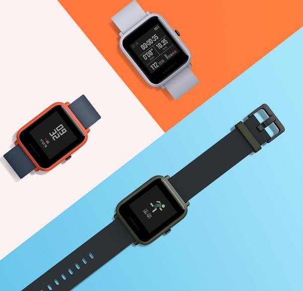 Obr. Chytré hodinky Xiaomi Amazfit Bip 834262a
